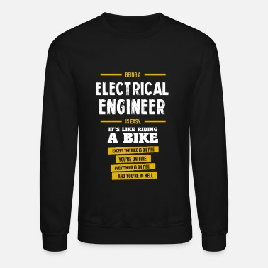 Electrical Electrical engineer - Crewneck Sweatshirt