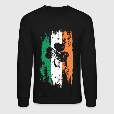 Irish Flag Shirt - Crewneck Sweatshirt