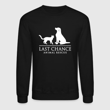 Last change animal rescue - Crewneck Sweatshirt