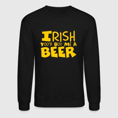 Irish Beer Irish Beer - Crewneck Sweatshirt
