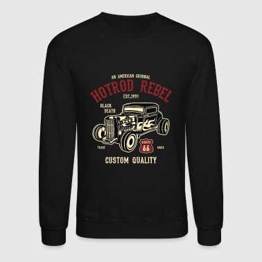 Hot Rod Rebel2 - Crewneck Sweatshirt