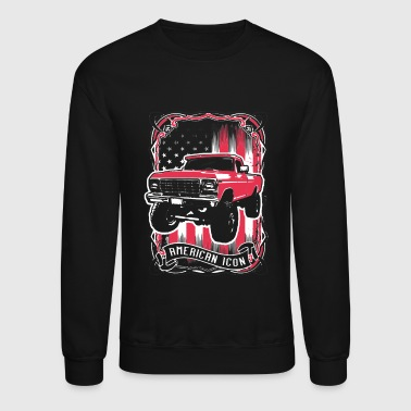American Icon Shirt - Crewneck Sweatshirt