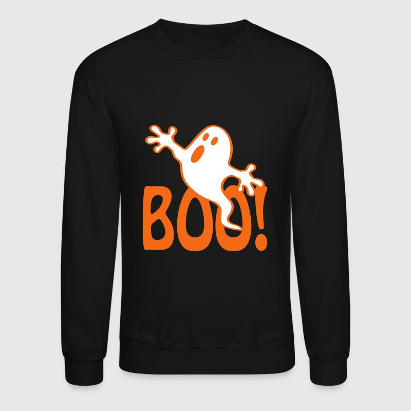 Halloween Ghost - Vector - Crewneck Sweatshirt