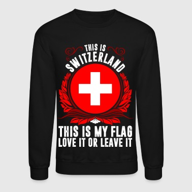 This Is Switzerland - Crewneck Sweatshirt