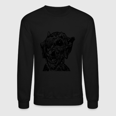 Scary Scary Monster - Crewneck Sweatshirt