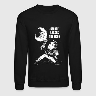 lasso the moon - Crewneck Sweatshirt