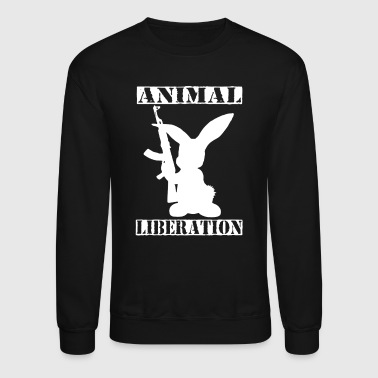 Animal liberation - Crewneck Sweatshirt