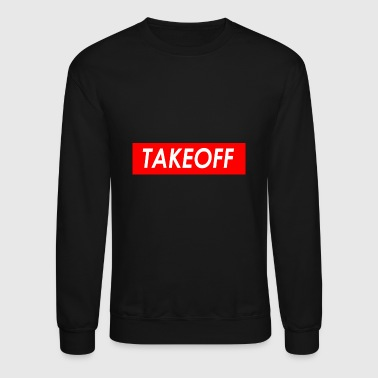 Takeoff - Crewneck Sweatshirt