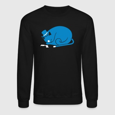 Sir Cat - Crewneck Sweatshirt