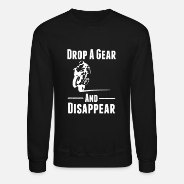 Gear Drop A Gear - Crewneck Sweatshirt