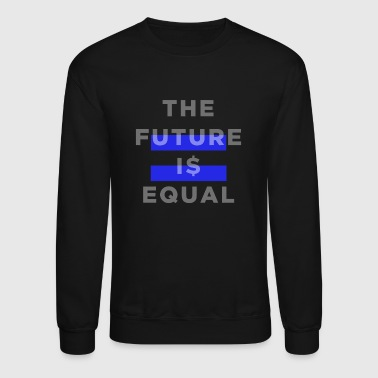 the future - Crewneck Sweatshirt