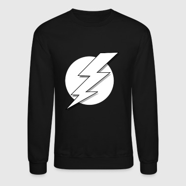 lightning bolt - Crewneck Sweatshirt
