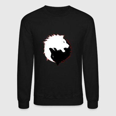 The Wolf and The Lion - Crewneck Sweatshirt