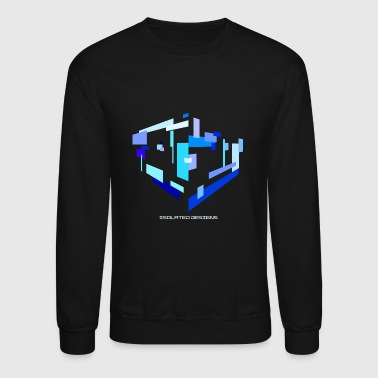 Isolated Rectangles - Crewneck Sweatshirt