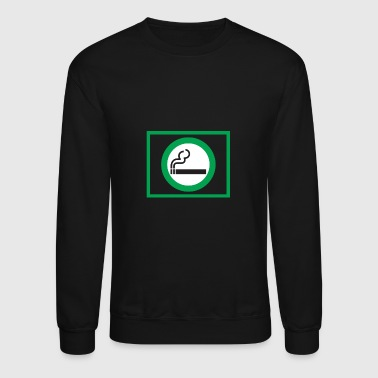 smoker - Crewneck Sweatshirt