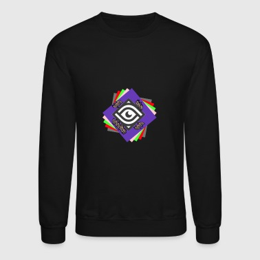 All seeing eye - Crewneck Sweatshirt