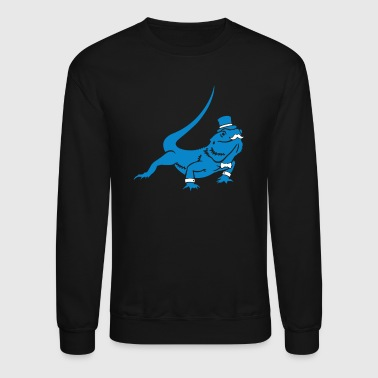 Sir Bearded Dragon - Crewneck Sweatshirt