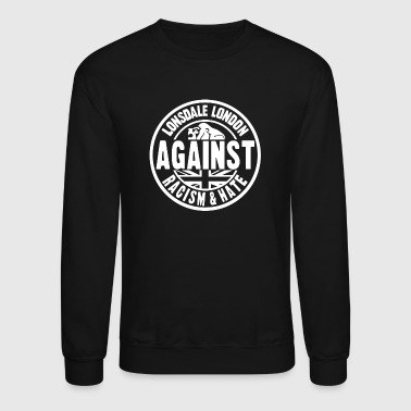 Lonsdale Against Racism And Hate - Crewneck Sweatshirt