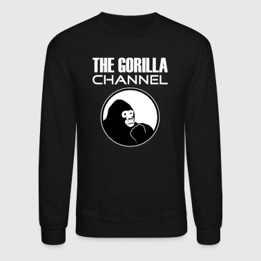Channel The Gorilla Channel - Crewneck Sweatshirt