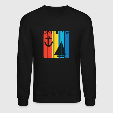 Vintage Sailing Graphic - Crewneck Sweatshirt