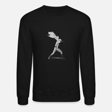 Punch One Punch Man Saitama punch! - Crewneck Sweatshirt