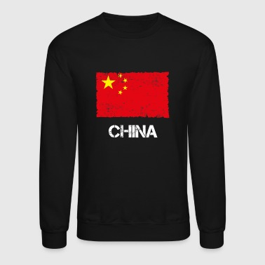 China China Vintage - Crewneck Sweatshirt