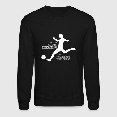 Kicker Ball Kicker - Crewneck Sweatshirt