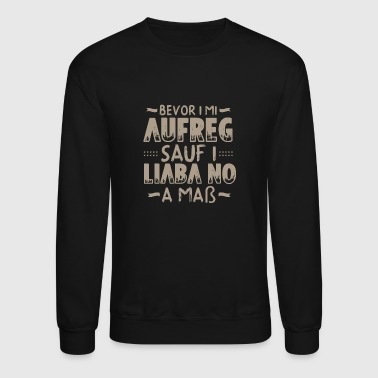 Bavarian Quote - Crewneck Sweatshirt