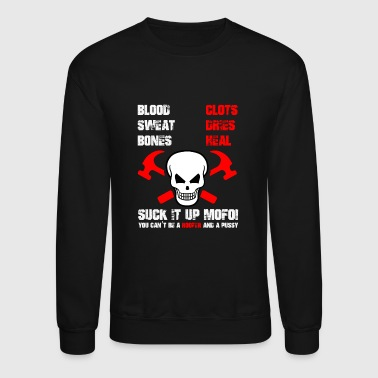 Roof roofer, roof, roofing - gift - Crewneck Sweatshirt