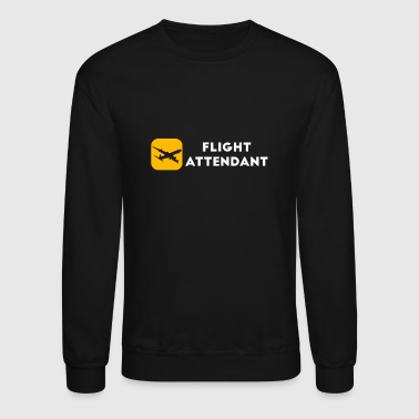 Flight attendant - Crewneck Sweatshirt
