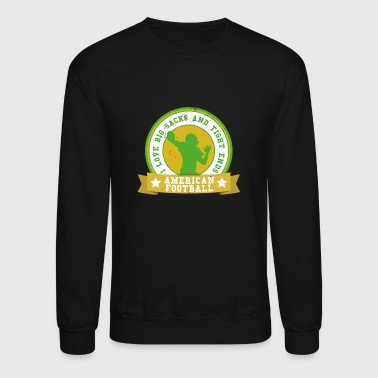 American Football - Crewneck Sweatshirt