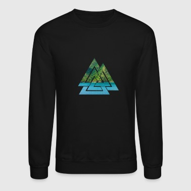 Caribbean islands - Crewneck Sweatshirt