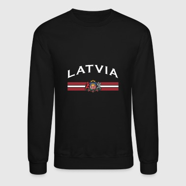 Baltic Sea Latvian Gift Country Forest Beach Baltic Sea - Crewneck Sweatshirt