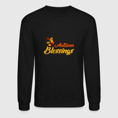Autumn Blessings - Crewneck Sweatshirt