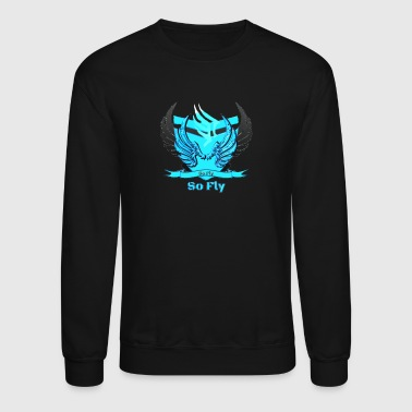 So Fly So Fly Official Logo - Crewneck Sweatshirt