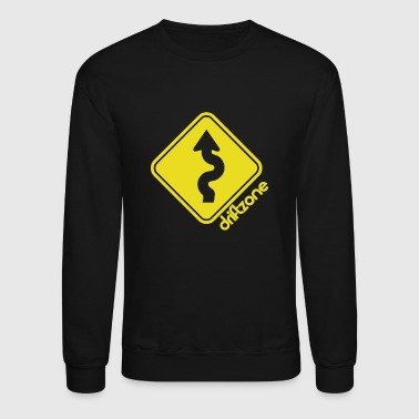 Driftzone Drift Mens Car Motorsport - Crewneck Sweatshirt