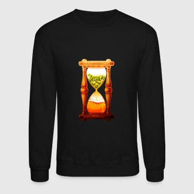 Beer Hourglass Craft Beer - Crewneck Sweatshirt