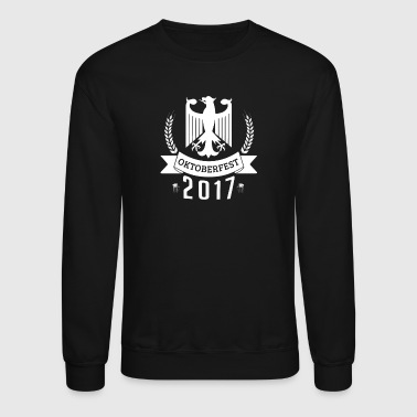 German Oktoberfest 2017 Clothing - German Gift - Crewneck Sweatshirt