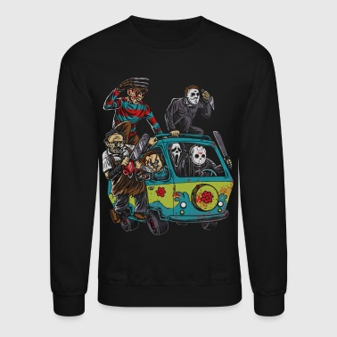 Horror Film Actor of Halloween shirt - Crewneck Sweatshirt