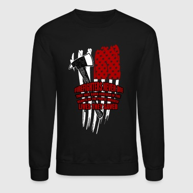 Firefighter Firefighters - Crewneck Sweatshirt