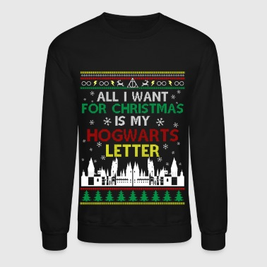 ALL I WANT FOR CHRISTMAS - Crewneck Sweatshirt