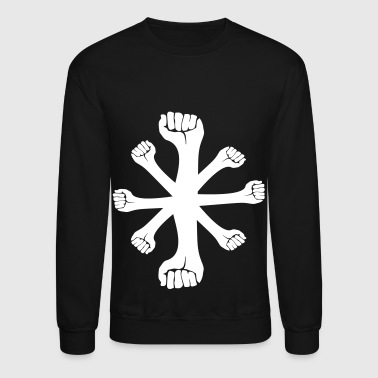 fists - Crewneck Sweatshirt