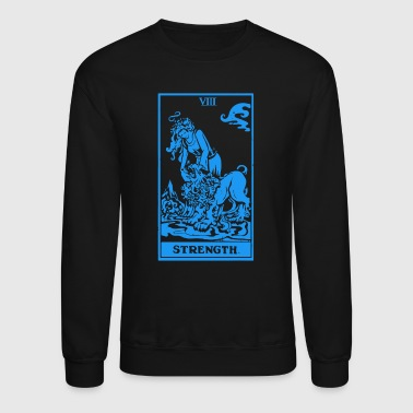 Tarot Strength - Crewneck Sweatshirt