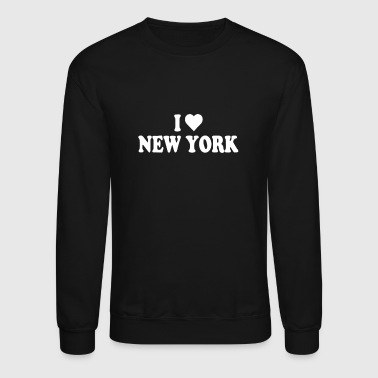 I Love New York I HEART NEW York - Crewneck Sweatshirt