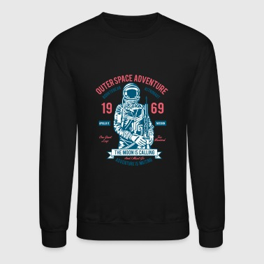 Outerspace Adventure 69 2 - Crewneck Sweatshirt