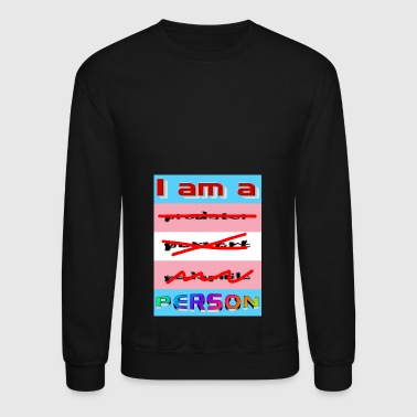 person - Crewneck Sweatshirt
