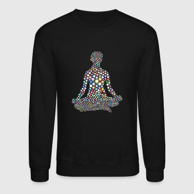 I am one with the universe - Crewneck Sweatshirt