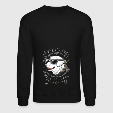 dogs - Crewneck Sweatshirt