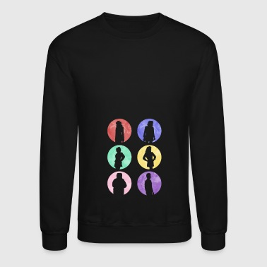 broadway heathers - Crewneck Sweatshirt
