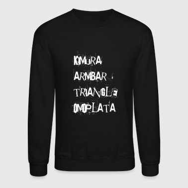 Submissions BJJ - Crewneck Sweatshirt